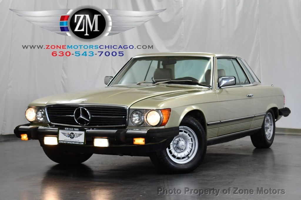 1981 Mercedes-Benz 380 380 SLC - 18130467 - 0