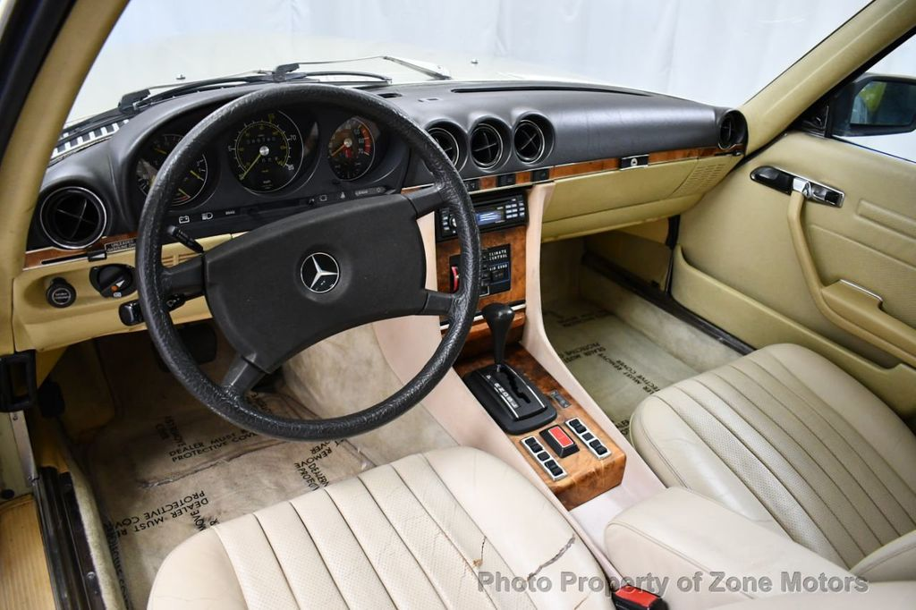 1981 Mercedes-Benz 380 380 SLC - 18130467 - 10