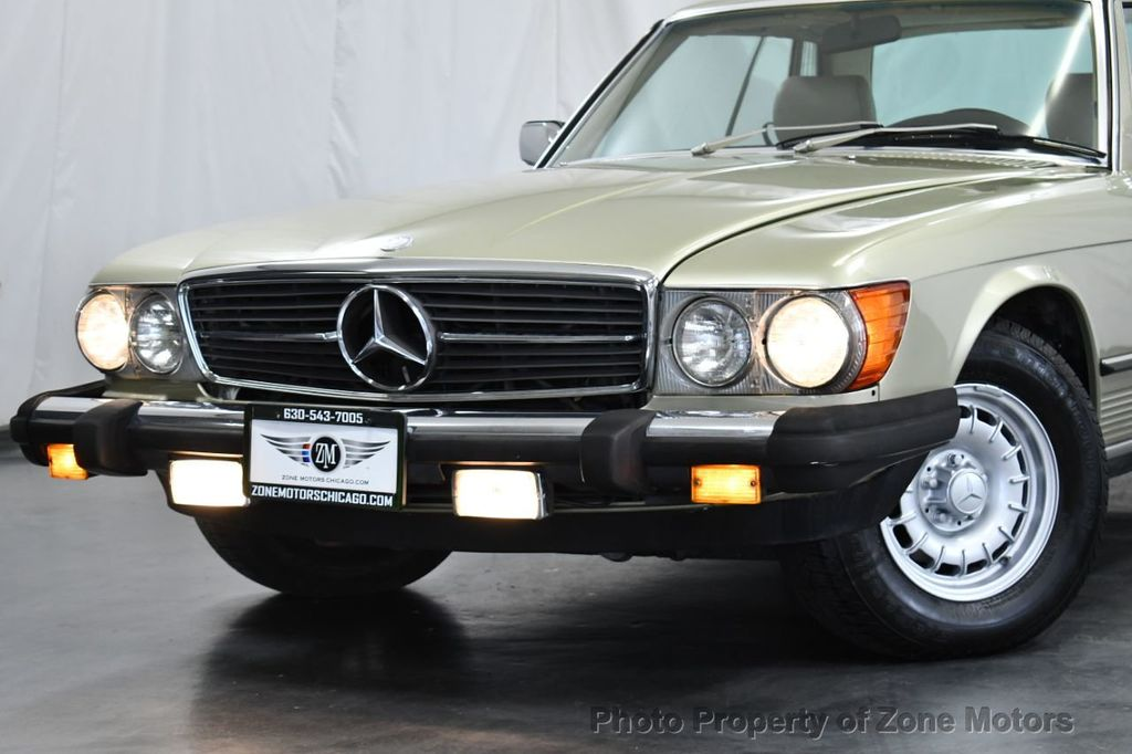 1981 Mercedes-Benz 380 380 SLC - 18130467 - 1