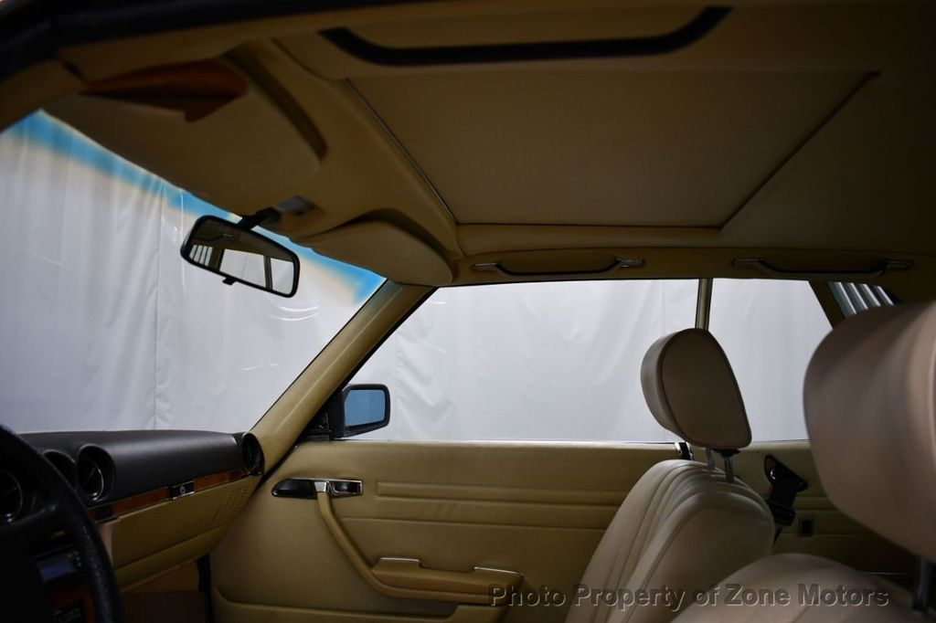 1981 Mercedes-Benz 380 380 SLC - 18130467 - 27