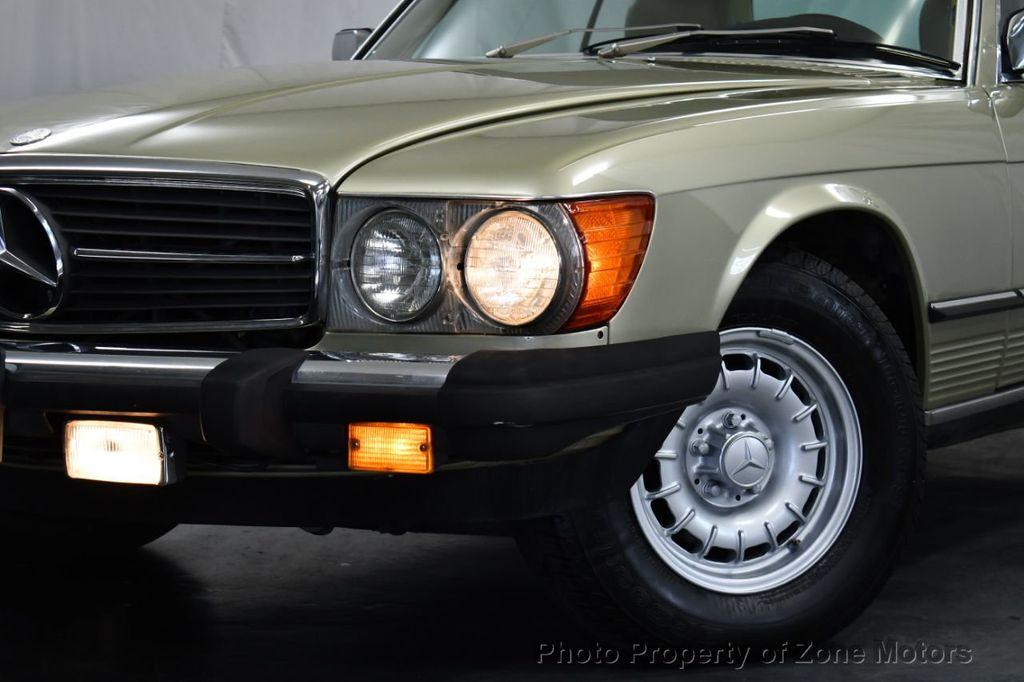 1981 Mercedes-Benz 380 380 SLC - 18130467 - 2