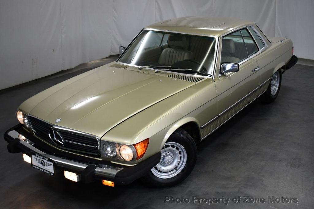 1981 Mercedes-Benz 380 380 SLC - 18130467 - 3