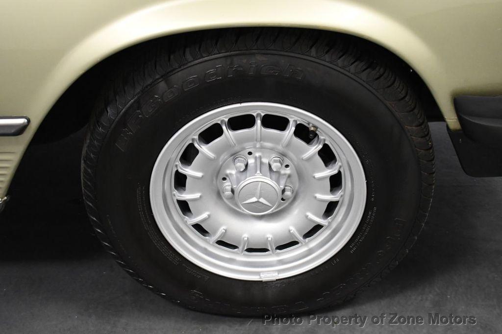 1981 Mercedes-Benz 380 380 SLC - 18130467 - 39