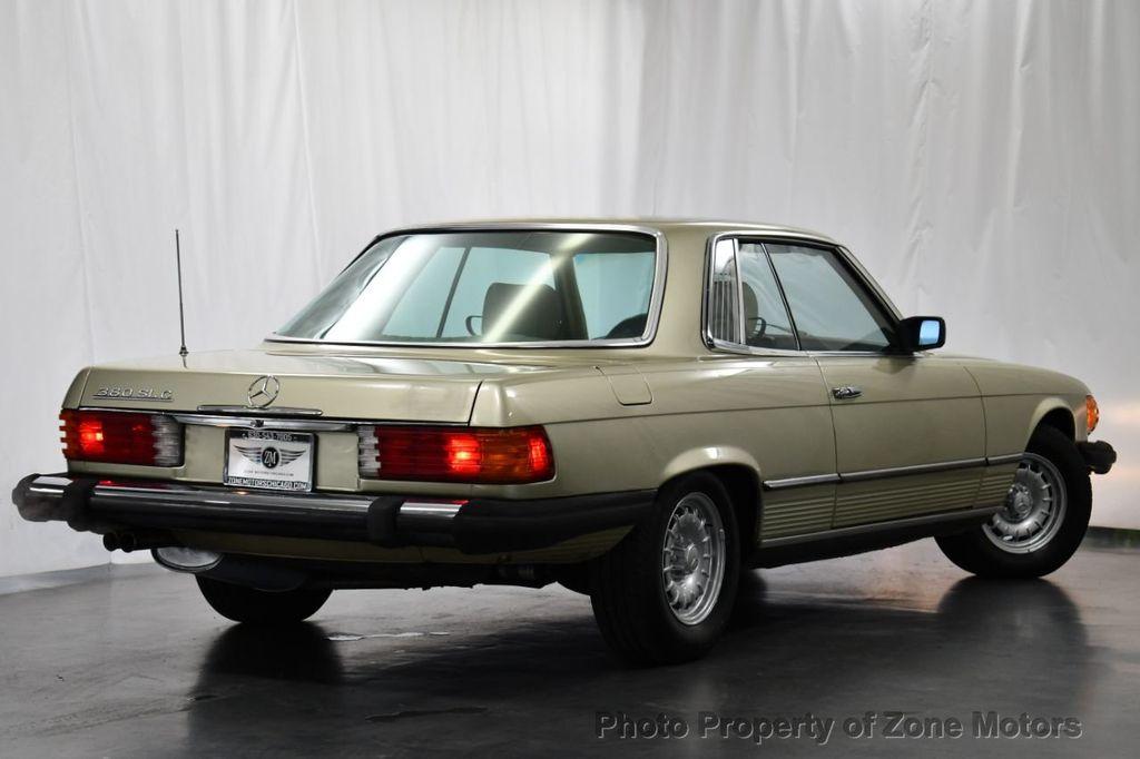 1981 Mercedes-Benz 380 380 SLC - 18130467 - 41