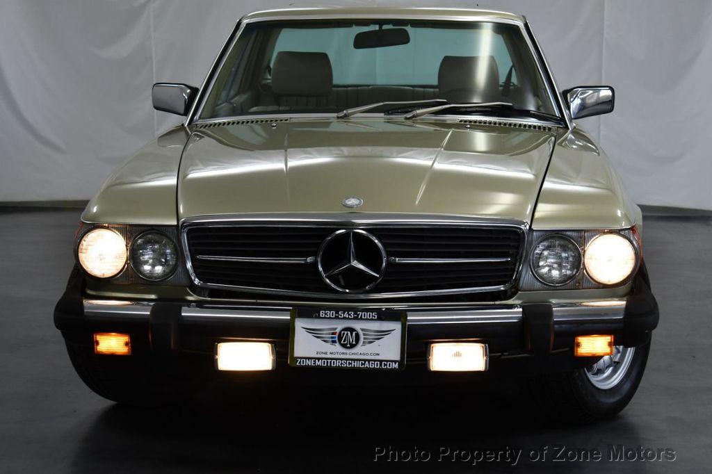1981 Mercedes-Benz 380 380 SLC - 18130467 - 4