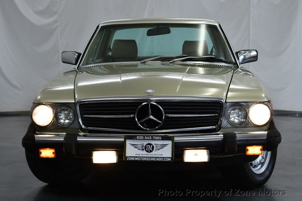 1981 Mercedes-Benz 380 380 SLC - 18130467 - 5