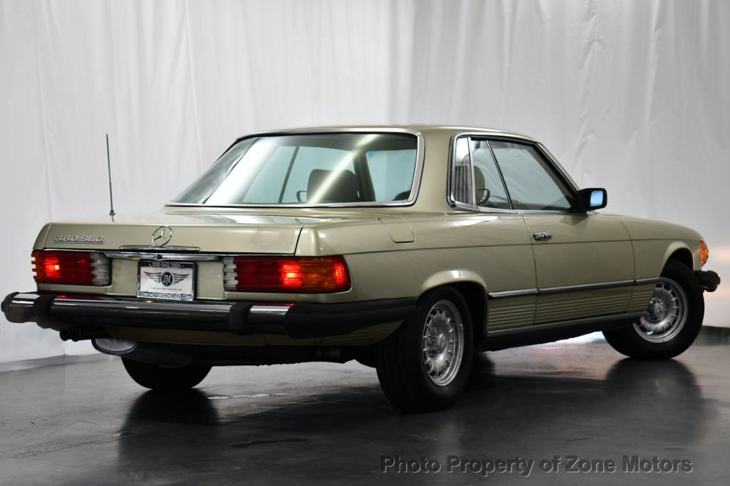 1981 Mercedes-Benz 380 380 SLC - 18130467 - 7