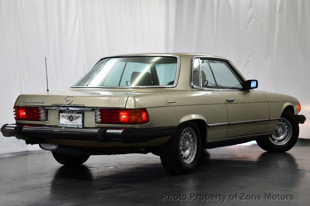 1981 Mercedes-Benz 380 380 SLC - 18130467 - 7