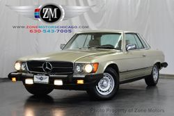 1981 Mercedes-Benz 380SLC - BA25A2BB0022899