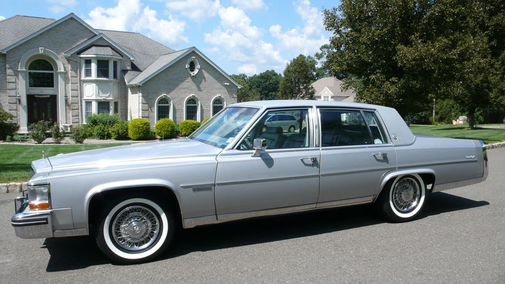 Safe Car Gov >> 1982 Used Cadillac Fleetwood Brougham at Find Great Cars Serving Ramsey, NJ, IID 15409734