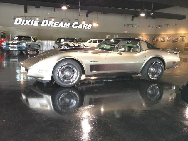 1982 Used Chevrolet Corvette Collector Edition 30th Anniversary At