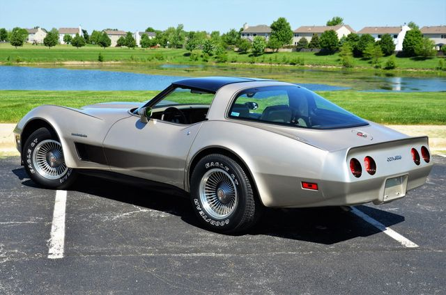 1982 Chevrolet Corvette Colletor Edition - Click to see full-size photo viewer
