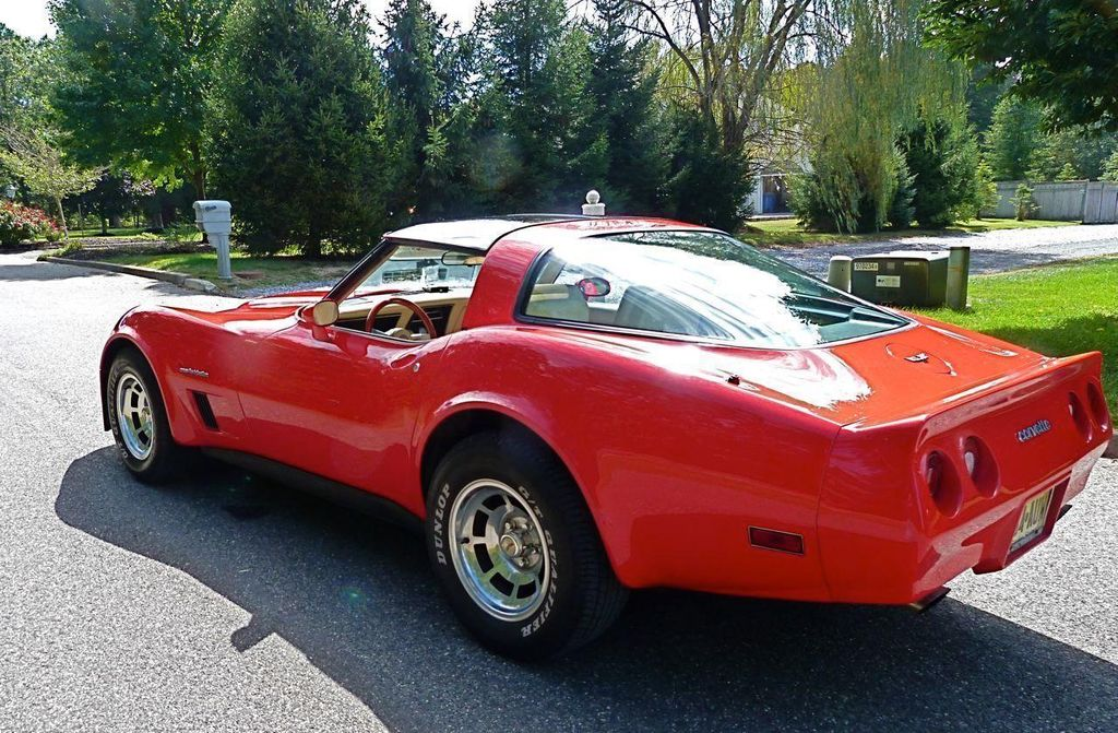 1982 Chevrolet Corvette For Sale Coupe - 1G1AY8784C5105308 - 12