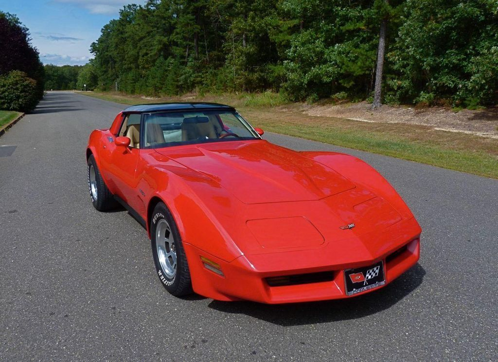 1982 Chevrolet Corvette For Sale Coupe - 1G1AY8784C5105308 - 2