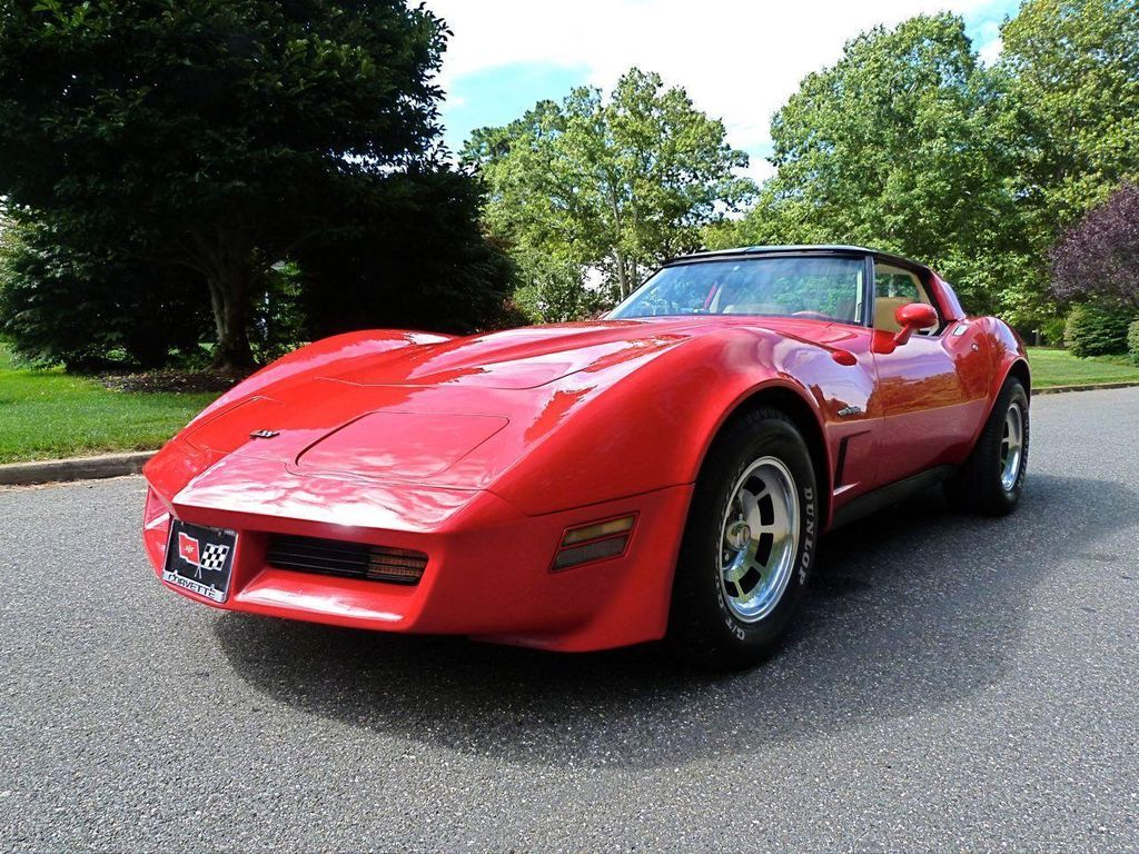 1982 Chevrolet Corvette For Sale Coupe - 1G1AY8784C5105308 - 3