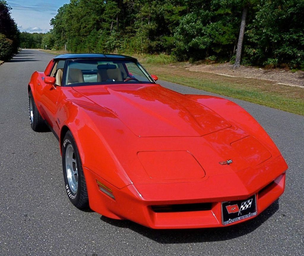1982 Chevrolet Corvette For Sale Coupe - 1G1AY8784C5105308 - 6