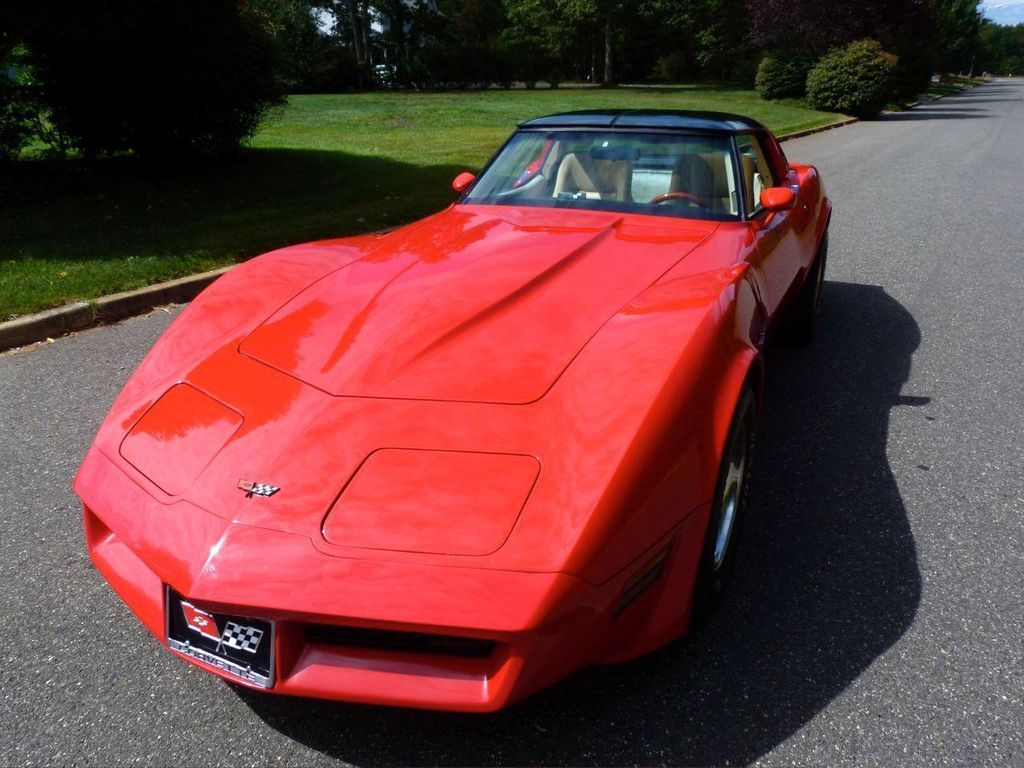 1982 Chevrolet Corvette For Sale Coupe - 1G1AY8784C5105308 - 7