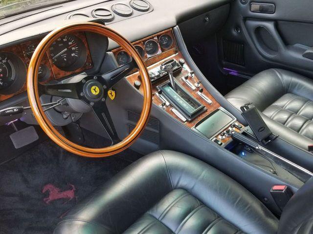 1982 Ferrari 400i Straman Convertible 400i Straman Convertible - 17680793 - 15