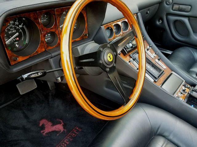 1982 Ferrari 400i Straman Convertible 400i Straman Convertible - 17680793 - 24