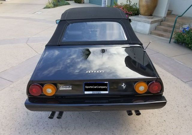 1982 Ferrari 400i Straman Convertible 400i Straman Convertible - 17680793 - 41