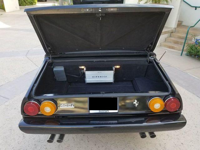 1982 Ferrari 400i Straman Convertible 400i Straman Convertible - 17680793 - 54