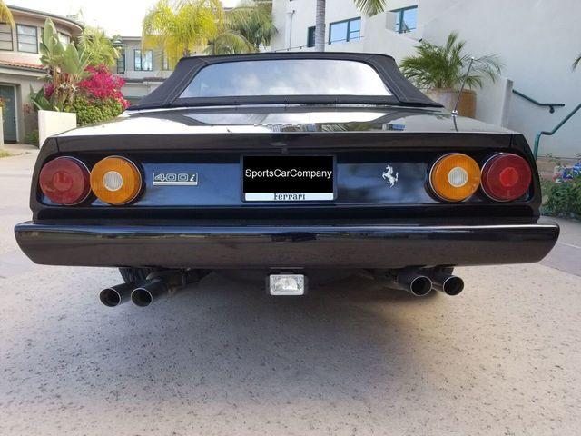 1982 Ferrari 400i Straman Convertible 400i Straman Convertible - 17680793 - 8