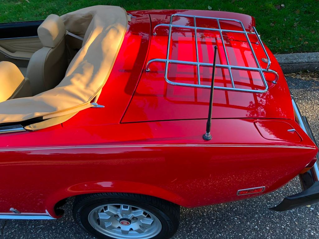 1982 Used FIAT 124 Spider At WeBe Autos Serving Long