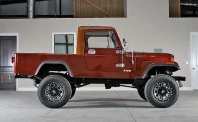 1982 Jeep Scrambler 1982 JEEP SCRAMBLER CJ8 4x4 2-dr PICKUP - Click to see full-size photo viewer