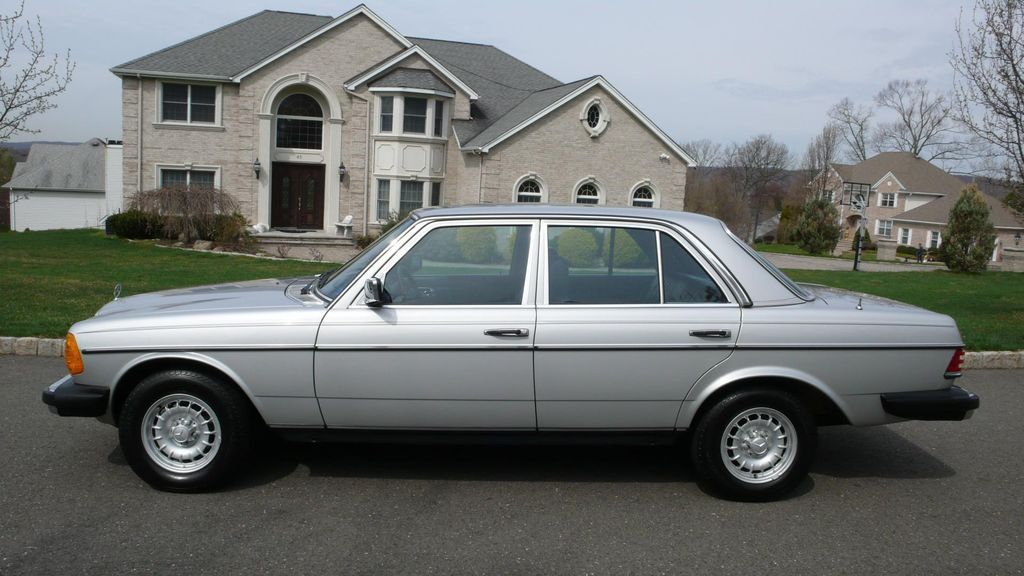 1982 mercedes benz 300 td sedan for sale in ramsey nj on for Used mercedes benz nj