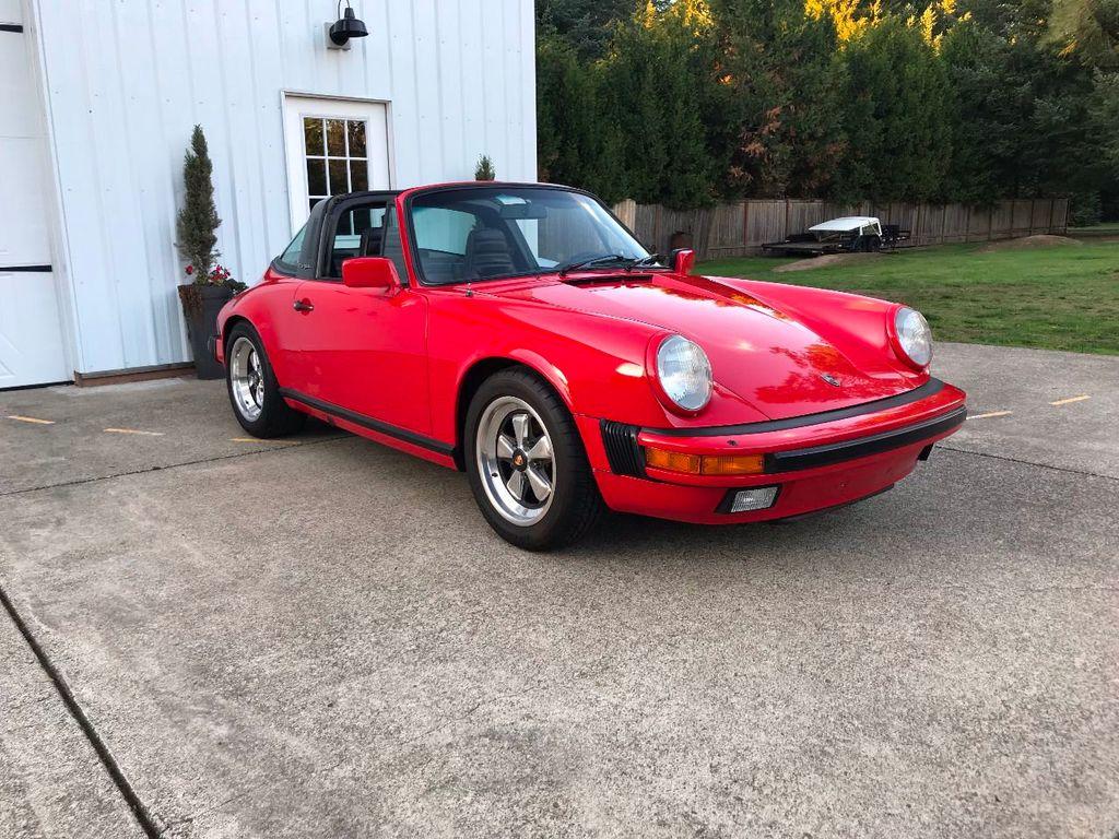 1982 Porsche 911 SC  - 16408389 - 1