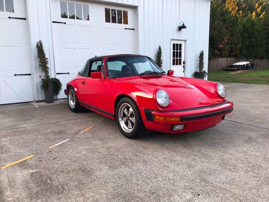 1982 Porsche 911 SC  - 16408389 - 88