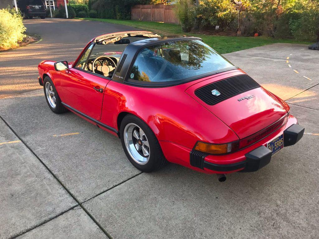 1982 Porsche 911 SC  - 16408389 - 8
