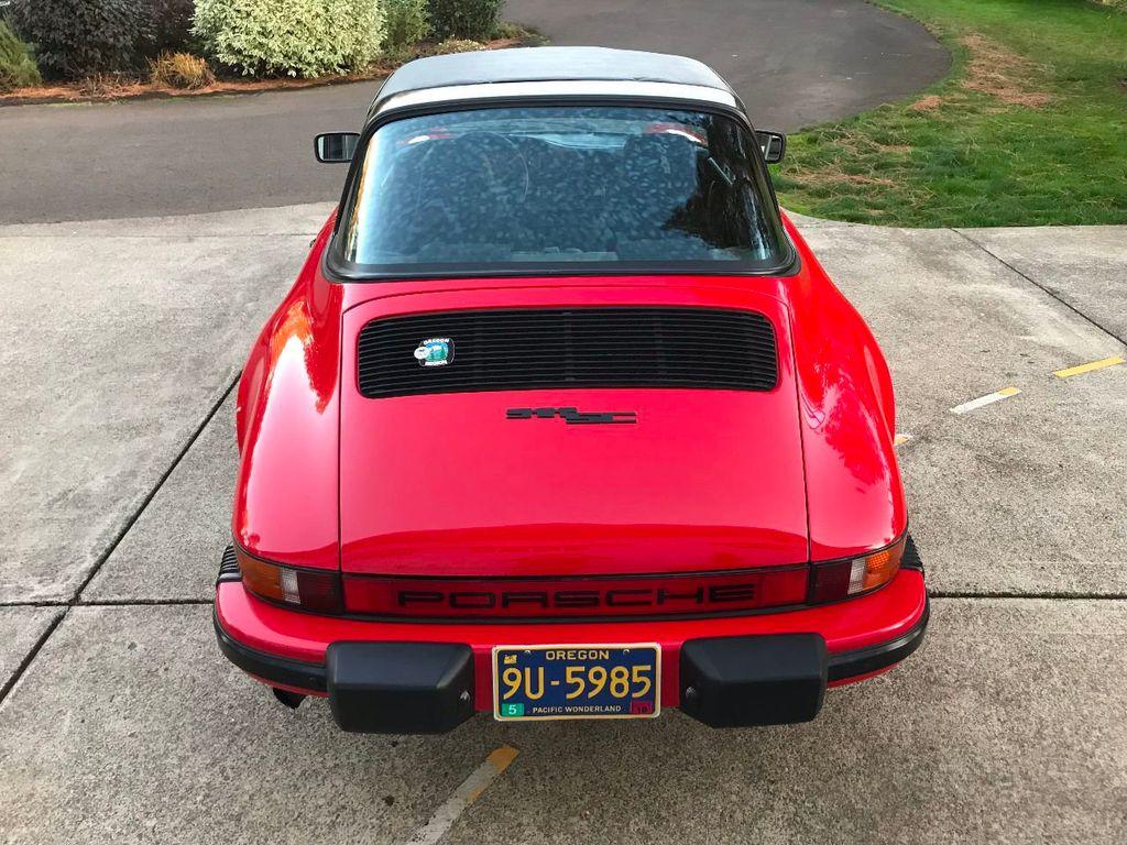 1982 Porsche 911 SC  - 16408389 - 89