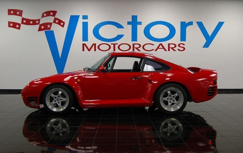 1982 Used Porsche 930 EuroSpec 959 Body Upgrade at Victory Motorcars