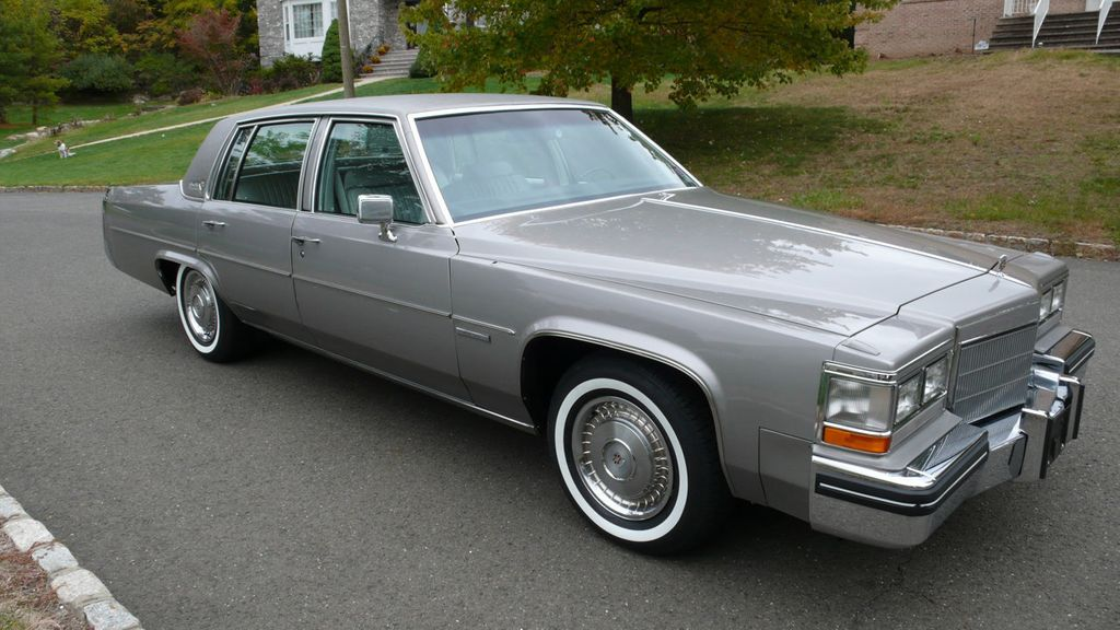 1983 Cadillac DeVille Not Specified for Sale in Ramsey, NJ ...