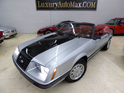 1983 Ford Mustang GT CONV V8 5 SPEED VERY RARE