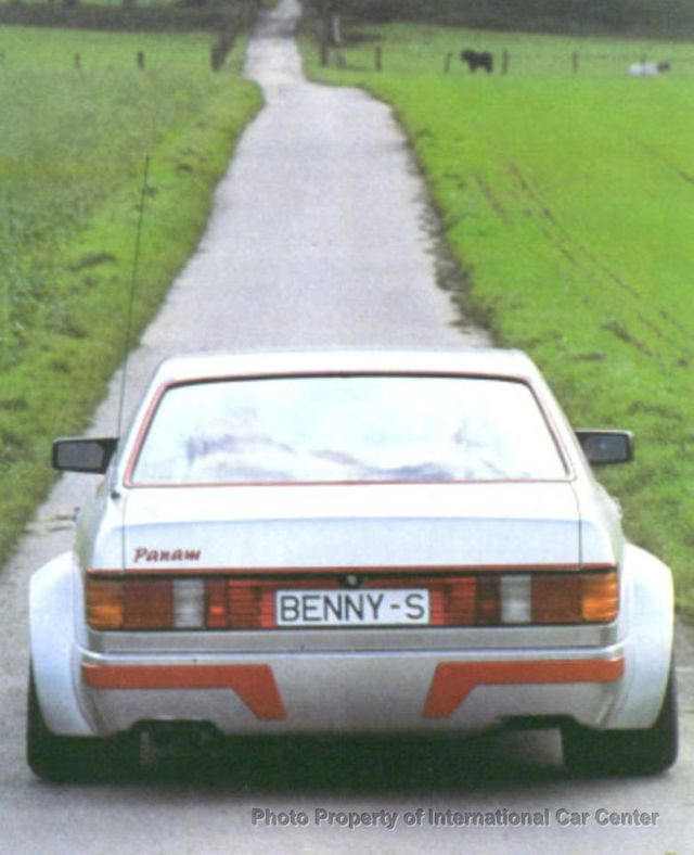 1983 Used Mercedes-Benz 500SEC Benny S Panam At