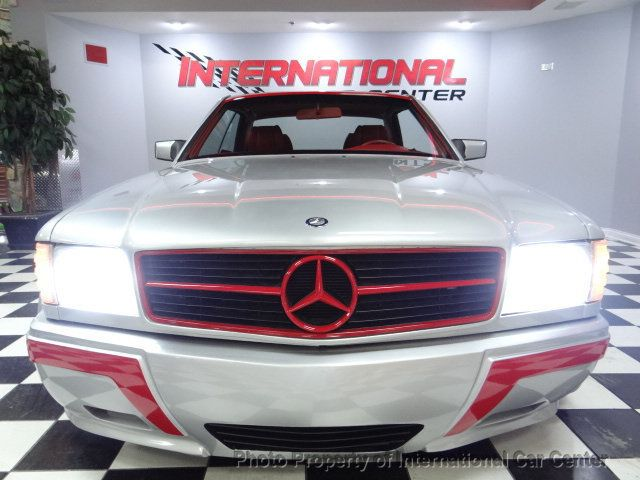 1983 Used Mercedes-Benz 500SEC Benny S Panam at International Car Center  Serving Lombard, IL, IID 18626875