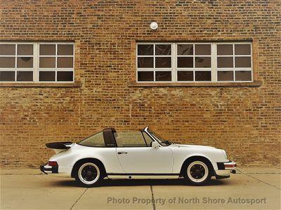 1983 Porsche 911  Convertible