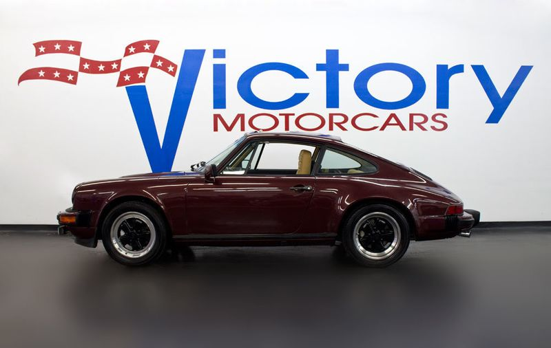 1983 Used Porsche 911 Sc At Victory Motorcars Serving Houston Tx Iid 17168440