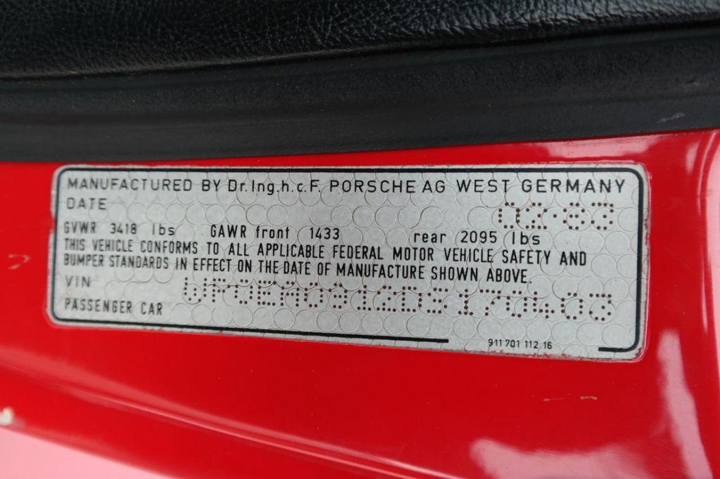 1983 Porsche 911 SC - 17546999 - 25
