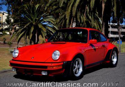 1983 Porsche 911 Turbo  Coupe