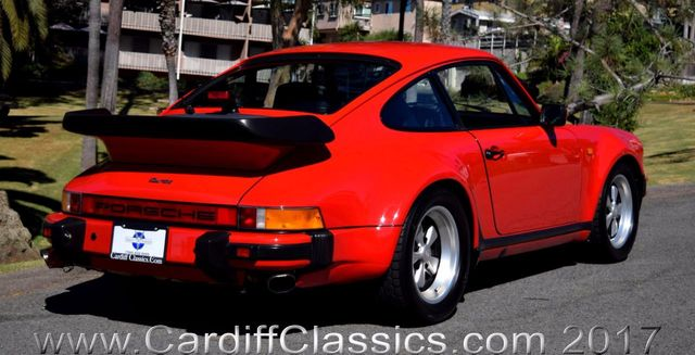 1983 Porsche 911 Turbo  - Click to see full-size photo viewer