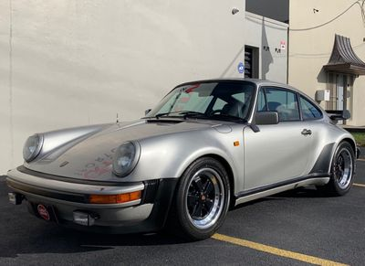 1983 Porsche 911 Turbo 1983 Porsche 930 Turbo Coupe