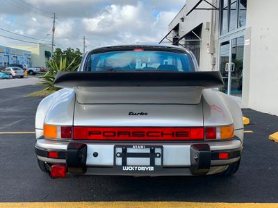 1983 Porsche 911 Turbo 1983 Porsche 930 Turbo - Click to see full-size photo viewer