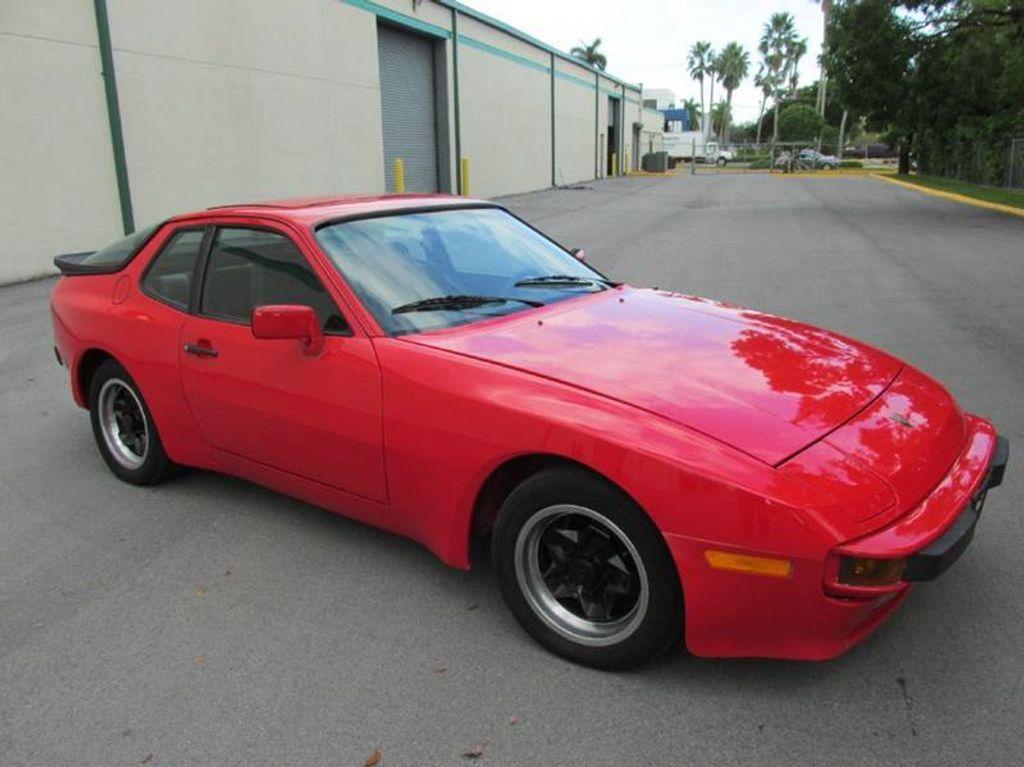 1983 porsche 944 not specified for sale miami, fl - $9,500