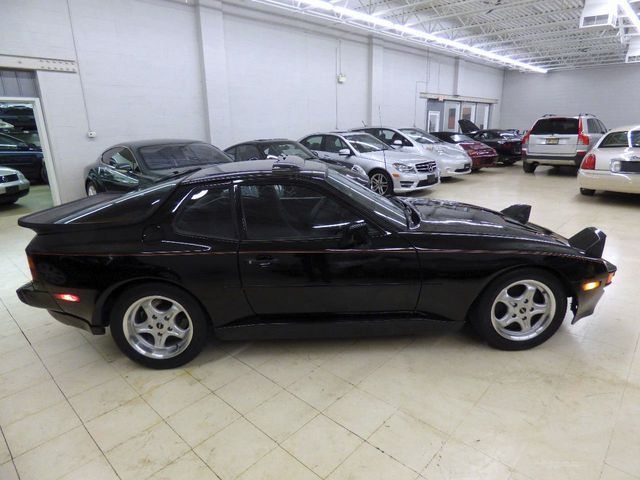 1983 used porsche 944 odometer was replaced few years ago. at luxury
