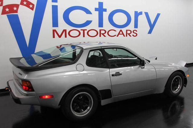 1983 used porsche 944 turbo at victory motorcars serving houston, tx