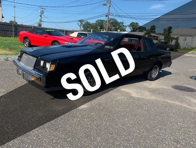 Buick Regal T Type >> 1984 Used Buick Regal T Type Turbo 2dr Coupe At Webe Autos Serving Long Island Ny Iid 19273287