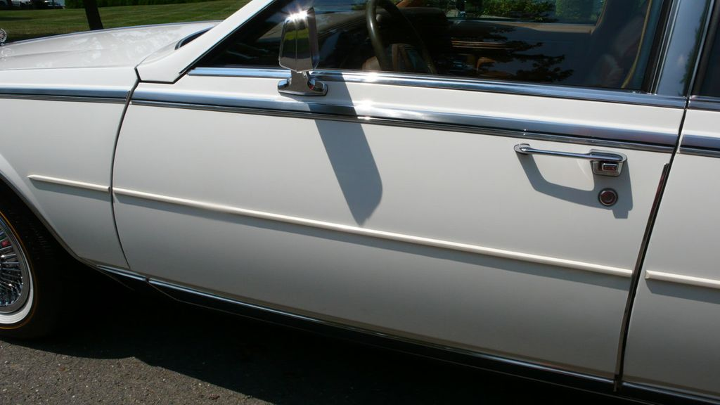 1984 Cadillac Seville Base Trim - 16693963 - 50